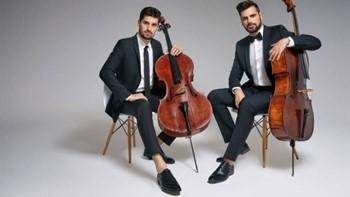 "Müzikte İlginç İkili ""2 Cellos"""