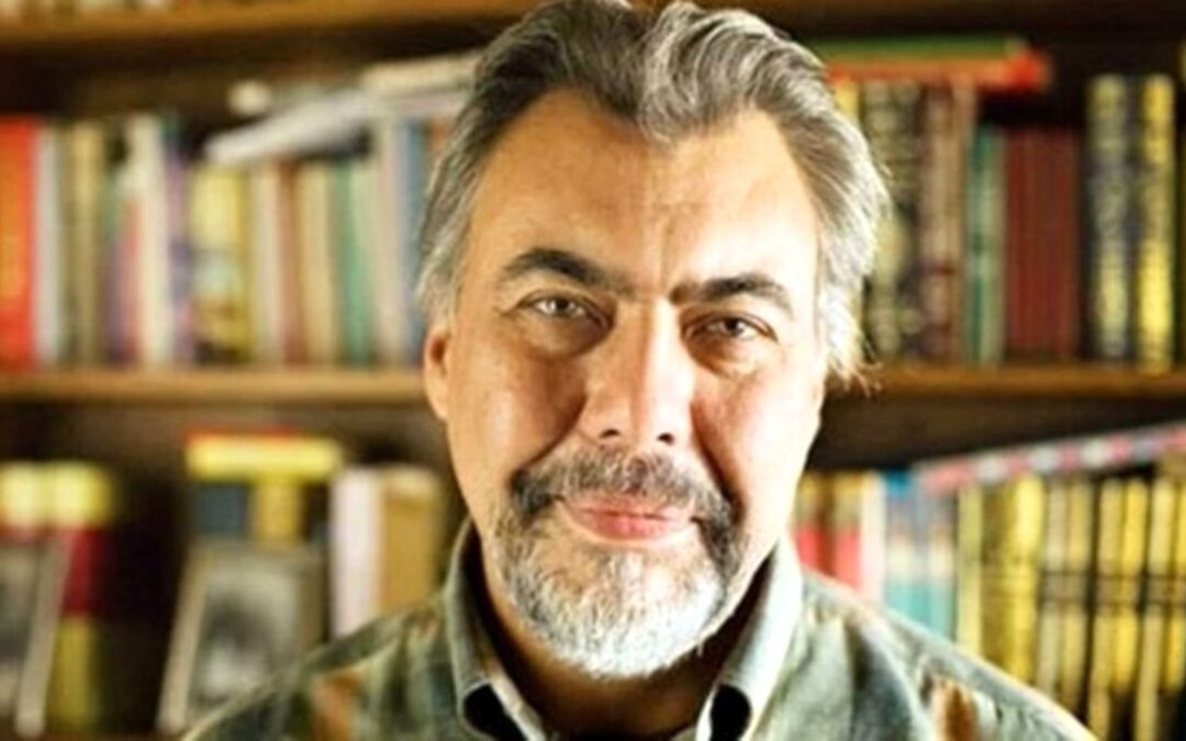 Türk Edebiyatinin En Özgün Yazari İhsan Oktay Anar