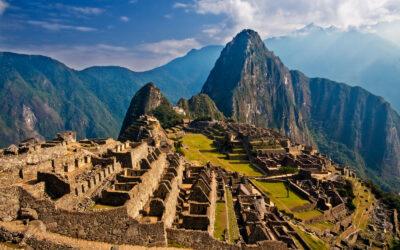 Gizemli Şehir Machu Picchu