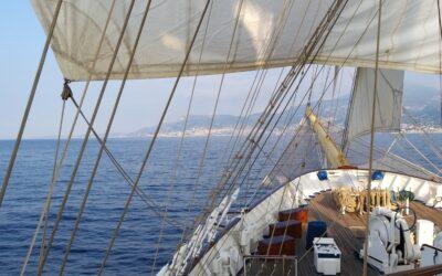 Yelkenli Gemi ile Roma'dan Cannes'a 2. Bölüm