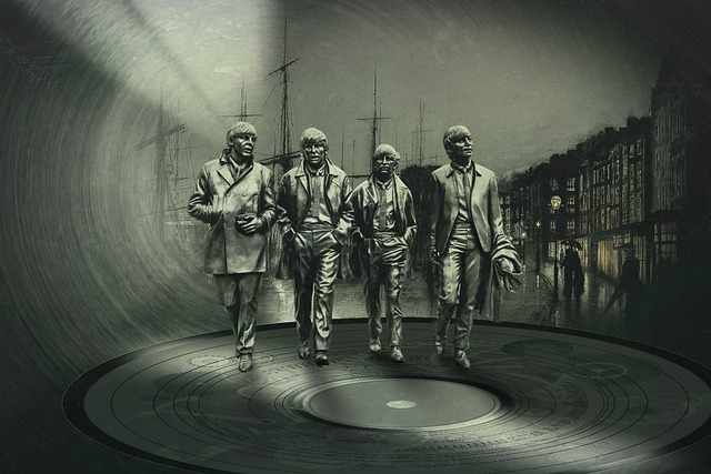 Liverpool'lu 4 Zibidi The Beatles