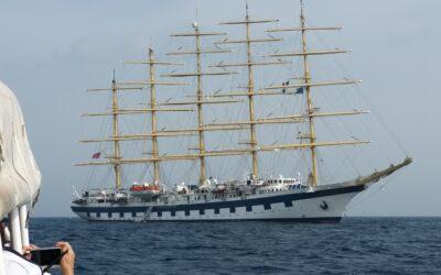 Yelkenli Gemi ile Roma 'dan Cannes'a  1. Bölüm