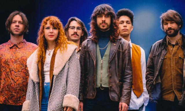 1960 'lar 70 'lerin Türkçe Rock , folk şarkılarının Grammy Adaylı Türk Grubu ''Altın Gün''